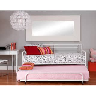 DHP Metal Daybed or Trundle (Option: Silver)|https://ak1.ostkcdn.com/images/products/9427676/P16614067.jpg?impolicy=medium