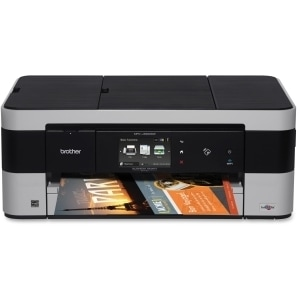Brother Business Smart MFC-J4620DW Inkjet Multifunction Printer - Col