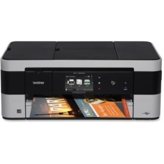 Brother Business Smart MFC-J4620DW Inkjet Multifunction Printer - Col