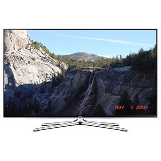 Reconditioned Samsung UN60H6300A 60-inch Class 1080p 120Hz Smart LED HDTV W/ Internet and Wi-Fi