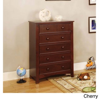 Furniture of America Paraiba Classic 5-Drawer Chest
