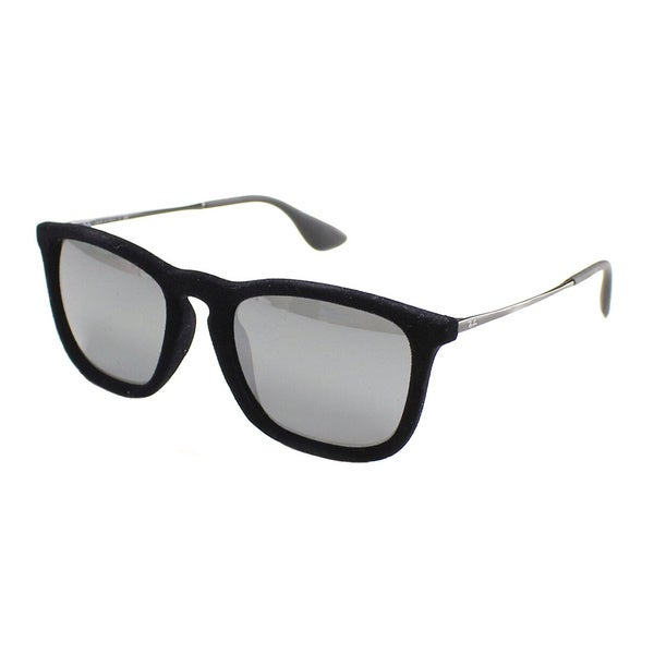 ray ban sunglasses velvet  ray ban 'erika rb 4187' black velvet sunglasses