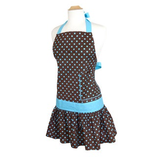 Blue Chocolate Women's Sadie Flirty Apron