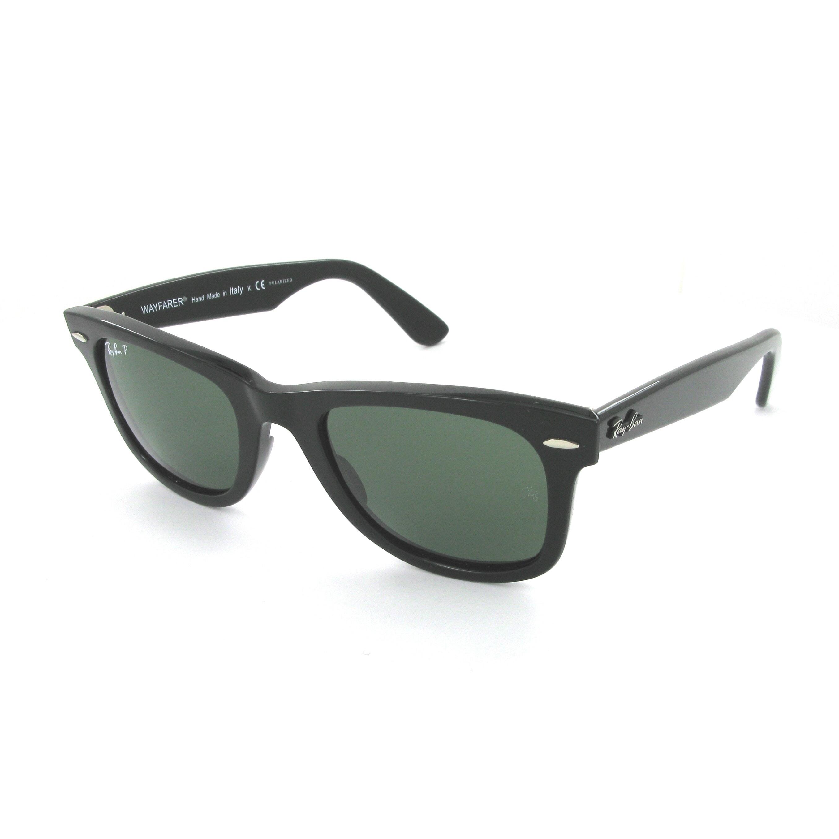 Rayban 2140 90158 52mm Wayfarer Polarized Sunglasses