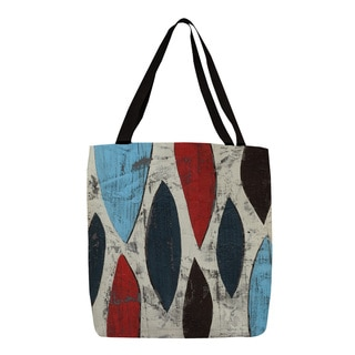 Docked I' Graphic Print Tote