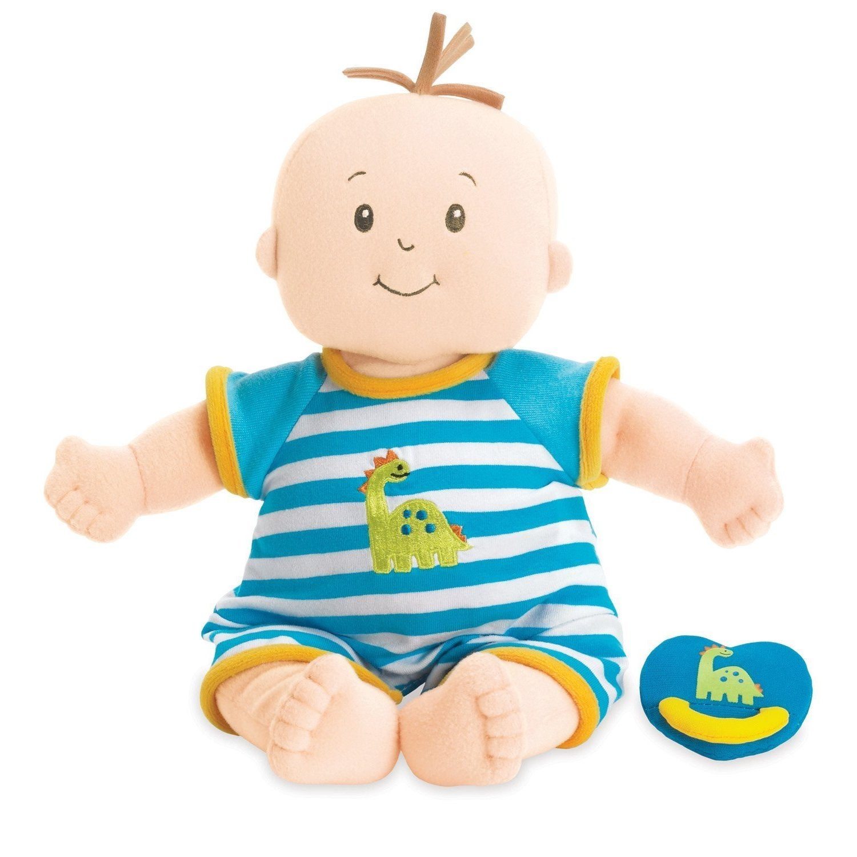 Manhattan Toy Baby Stella Nurturing Doll (MAN. TOY baby s...