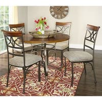 Powell 5-piece Eden Dining Set