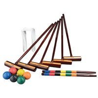 Franklin Sports Expert Croquet Set