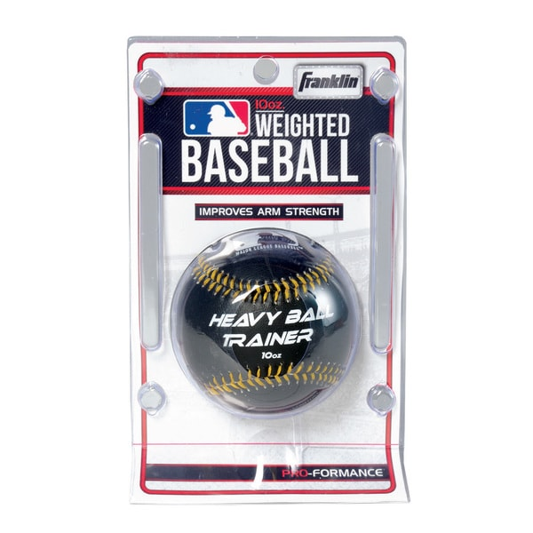 Franklin Sports MLB Weighted Baseball