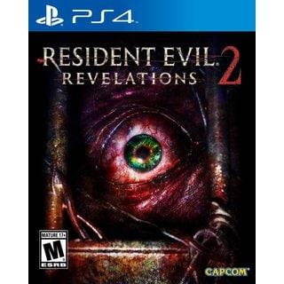 PS4 - Capcom Resident Evil: Revelations 2