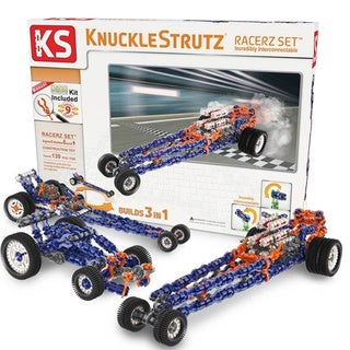 KnuckleStrutz Racerz Toy Set