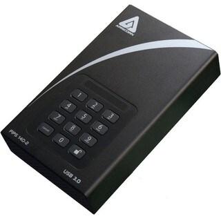 "Apricorn Aegis Padlock DT FIPS ADT-3PL256F-4000 4 TB 3.5"" External Ha"