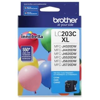 Brother Innobella LC203C Ink Cartridge|https://ak1.ostkcdn.com/images/products/9431397/P16617129.jpg?impolicy=medium