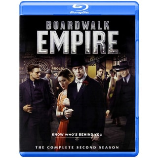 Boardwalk Empire: Complete Second Season (Blu-ray Disc)