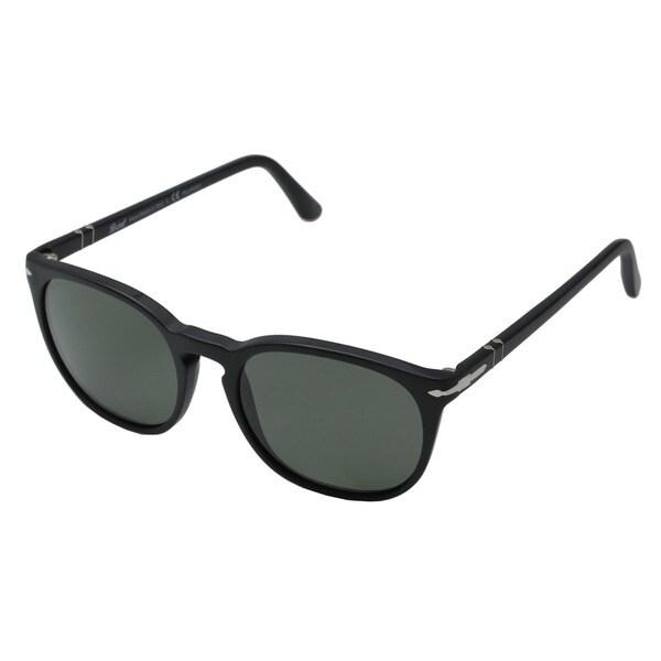 f44bee082b Shop Persol Men s PO3007S Polarized Square Sunglasses - Large - Free ...