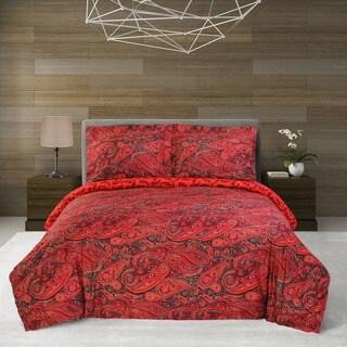 superior redwood 300 thread count 3piece cotton duvet cover set