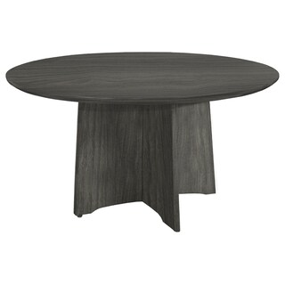 "Mayline Medina 48""Dia. Round Conference Table"