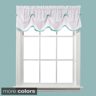 Saturday Knight LTD Sophie 58- x 13-inch Window Valance