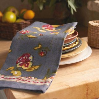 Couleur Nature Pansy TeaTowels (Set of 3)