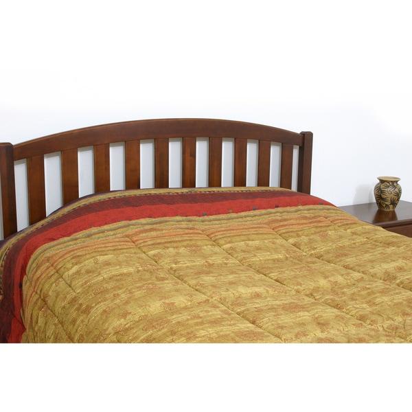 Bassetti 'Chira V1' Multicolored Vintage Floral Cotton Comforter
