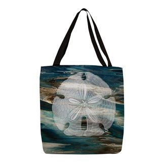 Thumbprintz 'Coastal Span II' Graphic Print Tote