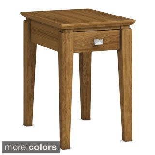 Made to Order Windward End Table with Drawer