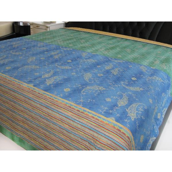 Bassetti Paisley Bedspread
