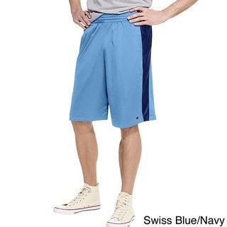 Champion Textured Dazzle Men Basketball Shorts
