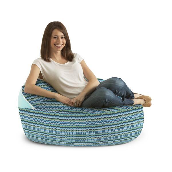 Magnificent Shop Beansack Big Joe 3 In 1 Zip It Donut Outdoor Indoor Inzonedesignstudio Interior Chair Design Inzonedesignstudiocom