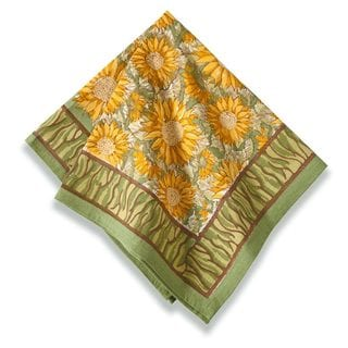 Couleur Nature Sunflower Napkins (Set of 6)
