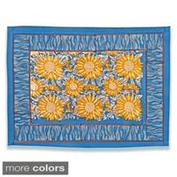 Couleur Nature Sunflower Mats (Set of 6)