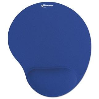 Innovera Blue Gel Wrist Pad Mouse Pad