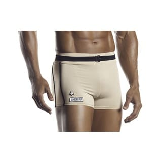 Fantasy Lingerie Excite Series Men's Sheriff Boxer Briefs