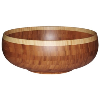 Totally Bamboo 20-5216 Classic Serving Bowl
