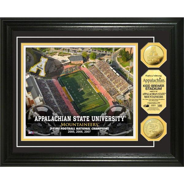 Appalachian State University Gold Coin Photo Mint
