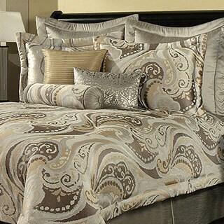 Sherry Kline Bel Air Paisley 4-piece Luxury Comforter Set
