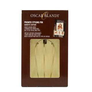 Oscar Blandi Goldtone Pronto Styling Pin