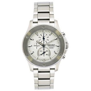 Seiko Men's SPC091 Chronograph Watch