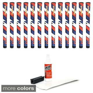 Loudmouth Thunderbolt Standard 13 Piece Grip Kit