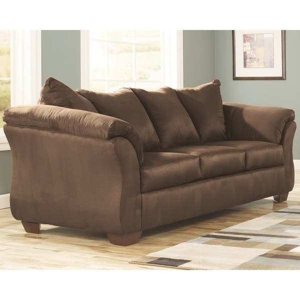 Shop Darcy Cafe Full Contemporary Sofa Sleeper - Free ...
