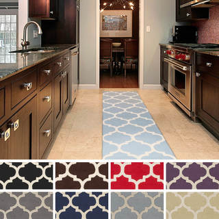 Long Kitchen Runner Rugs Design Ideas