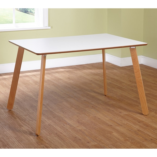 simple living beatrice dining table free shipping today overstock