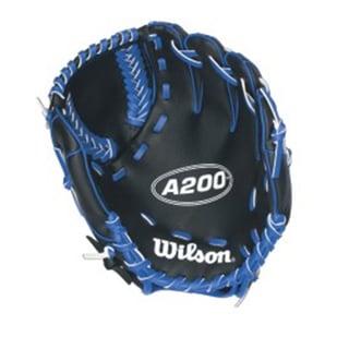 """Wilson A200 10"""" Kids Baseball Glove RHT"""