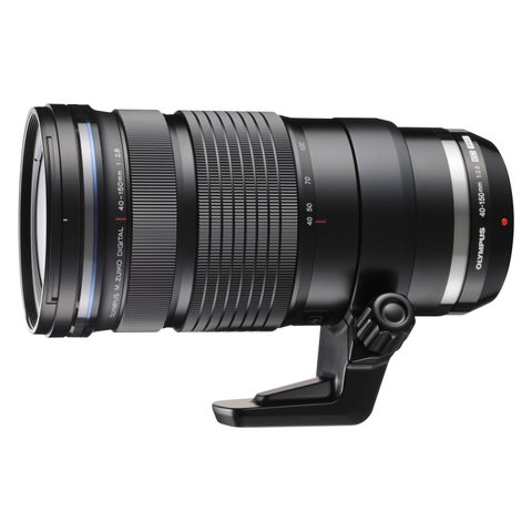 Olympus M.Zuiko - 40 mm to 150 mm - f/2.8 - Zoom Lens for Micro Four