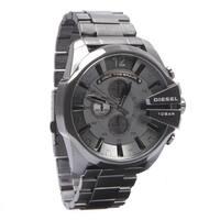 Diesel Men's DZ4282 Mega Chief Grey Chronograph Watch