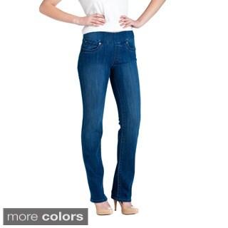 Bluberry Denim Women's Plus Size Premium Straight Cut Jeans