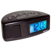 WestClox Super Loud LCD Alarm Clock