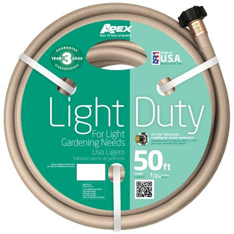 Teknor Apex Light Duty 50-foot Garden Water Hose