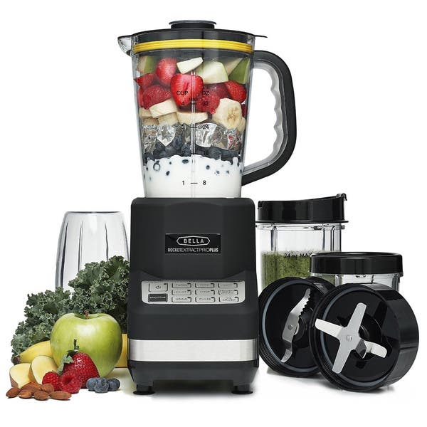 Shop Bella Rocket Extract Pro Plus Blender - Free Shipping ...