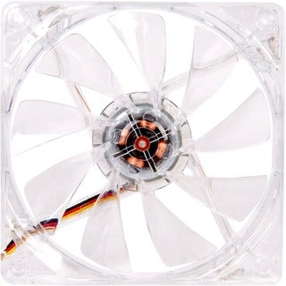 Thermaltake Pure 12 LED DC Fan- Red